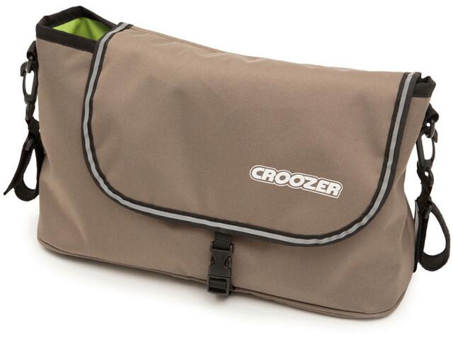 Croozer hoitolaukku Kid-malliin , ruskea